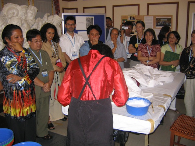 Asia Pacific Peace Research Association, Cambodia 2003