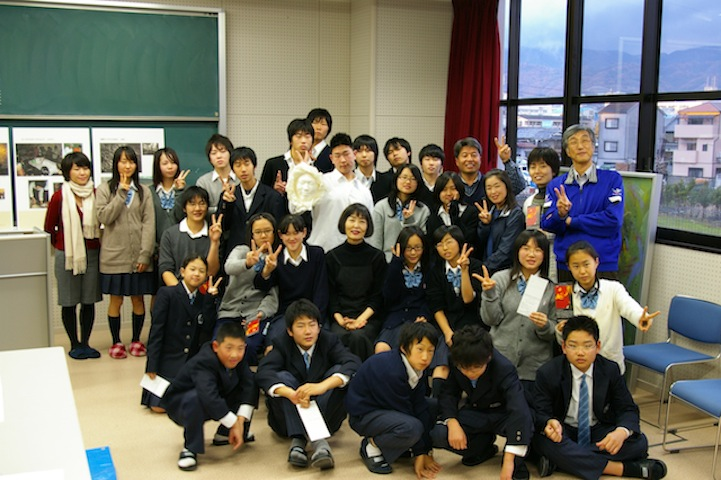 Korea International School, Osaka, Japan 2008