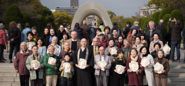 Hiroshima Nagasaki Peace Mask Project
